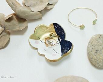 Coupelle porte-bijoux Nuage