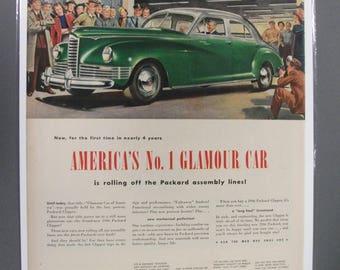 Pack #106   Packard    November 1945