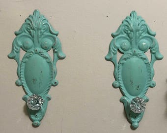 Shabby Chic Decorative Wall Hooks