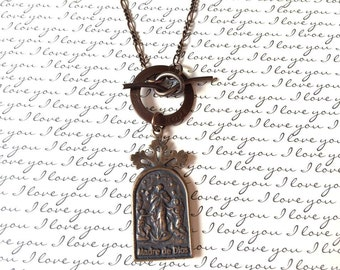 Our Lady Undoer of Knots Necklace - Our Lady Untier of Knots Necklace - Made in the USA