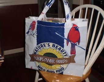 Feed Bag Totes
