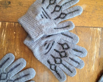 Sharkboy costume GLOVES to complete your look