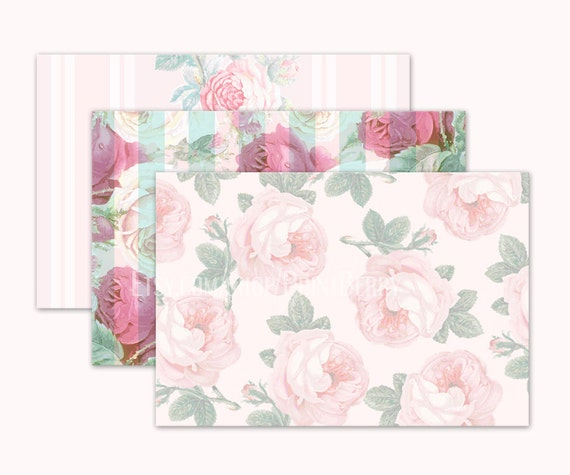 X Envelopes Printable Envelope Template Pink Envelope Floral