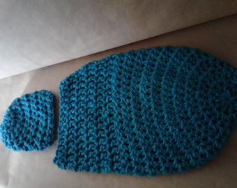 Baby Cacoon with Beanie