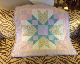 Wall hanging/small quilt