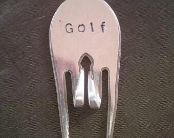 Fork It Divot Repair Tool