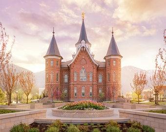 Provo City Center LDS Temple