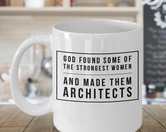 Architect Mug, Architect Gift, Funny Coffee Mug,