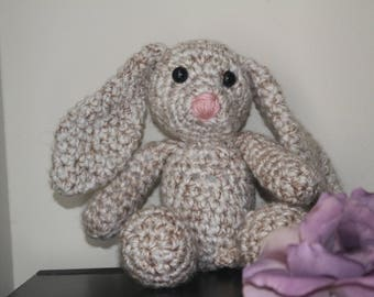 Crochet Classic Bunny *MADE TO ORDER*