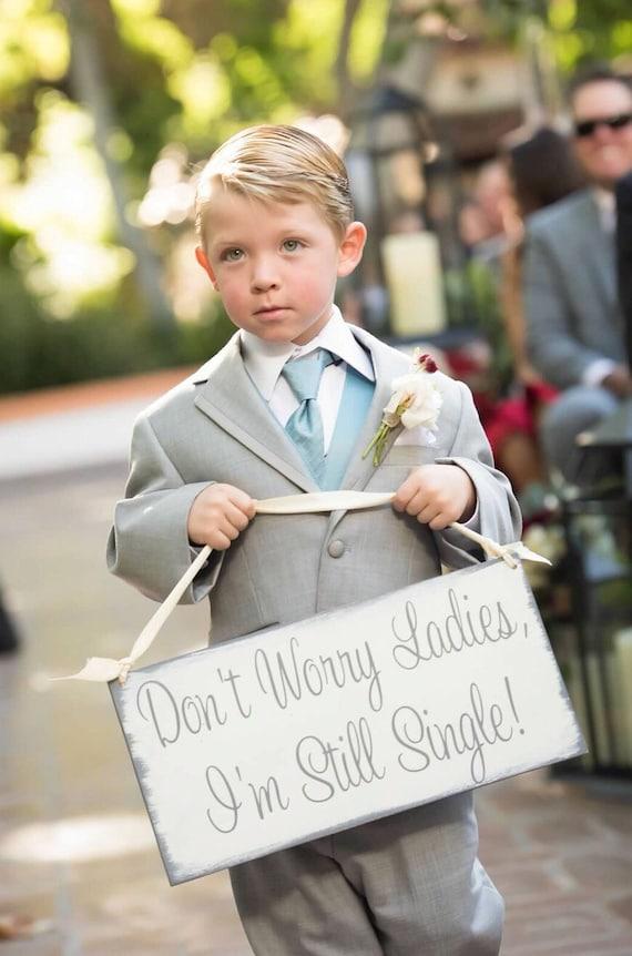 Dont Worry Ladies Im Still Single Son Ring