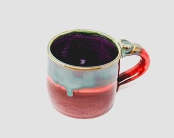 Mug - Ceramic Mugs, Pottery Mug, Stoneware Coffee Cup, Personalized 9th Anniversary Gift, Handmade Mug, Custom-Made, Joppa Mountain Pottery