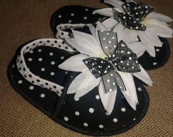 Infant Sandals Girls 0 - 6 months size