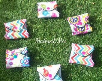 Washable pads