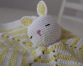 Security blanket   bunny   lovey