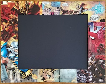 Thor Handmade Custom Wrapped 11x14 Mat Fits 8x10 photo