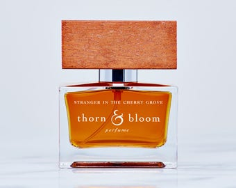 STRANGER in the CHERRY GROVE natural perfume