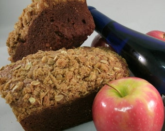 Apple bread Homemade Apple bread  Buy 1 get a 2nd loaf free, handmade fresh baked bread