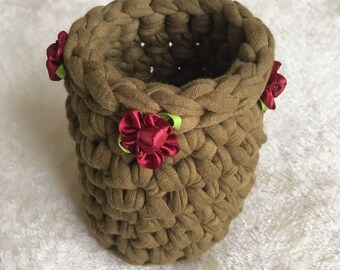 Pen holders/pencil holder in Fabric