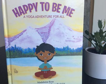 Happy To Be Me Hardcover