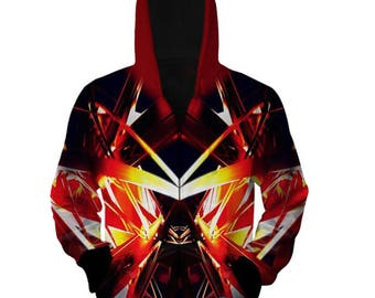 2017 Deadpool Hoodie Marvel High quality gift creative Hooded Sweatshirt 2017 New Jacket Winter Superhero gift zipper Jjuu2B