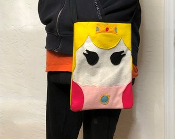 Super Mario Brother - Princess Peach Bag