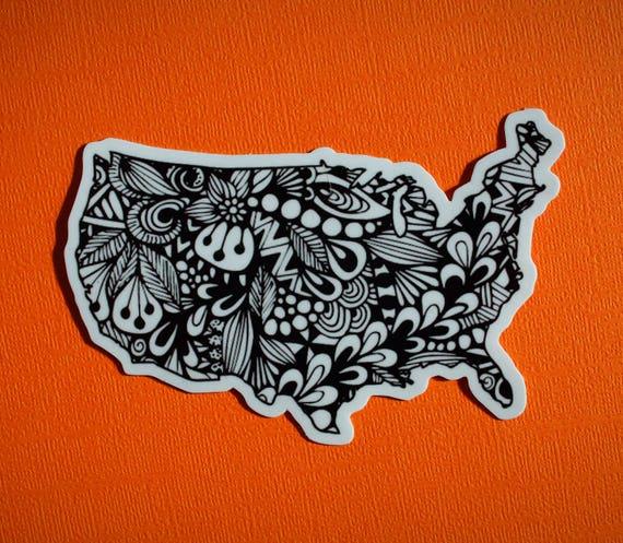 US Sticker