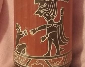 Mexican Vintage vase