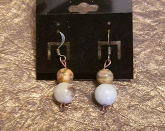 Earthtone Earrings