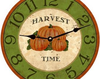 Harvest Time Clock