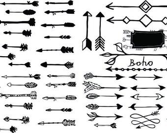 Arrows Boho