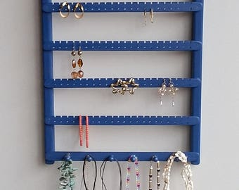 Earring Display, Earring Holder, Earring Organizer, Jewelry Organizer, Earring Storage, Wall Mounted, Jewelry Storage, Wall Organizer