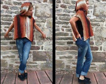 Pullover tunic in flexibility