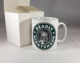 Deadly Nightshade Mug