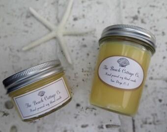 Mango and Papaya Scented Candle (New!)