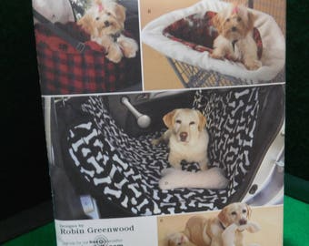 Travel Accessories for dogs pattern simplicity2984