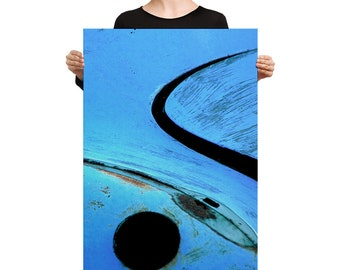 Long and Winding Road Canvas
