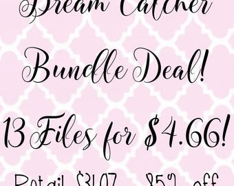Dream Catcher Bundle Deal! 85% OFF!