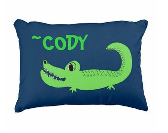 You design personalized custom toddler pillow kids toss pillow toddler bedding your theme