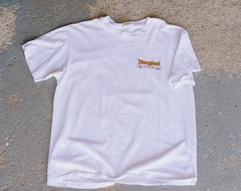 Vintage Disneyland PowWow Shirt/Indian Jones