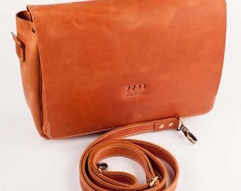 Leather Messenger Bag,Shoulder Bag, Leather messenger bag,Leather shoulder bag