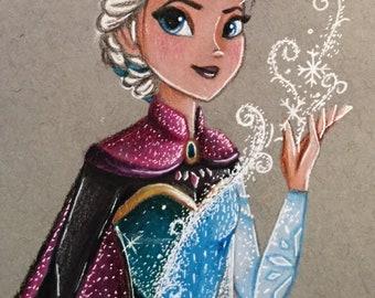 Elsa print