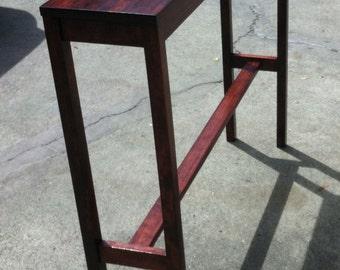 Tall Narrow Table