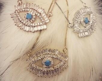 Lucky Eye Necklace