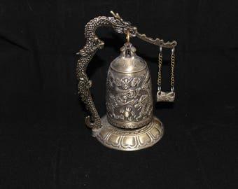 Tibet Bell Brass