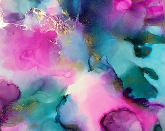 Blossom - original painting