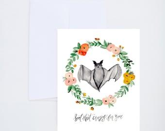 Love & Friendship -  Crazy For You Bat - Single Card A-2