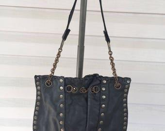 Medium Chain Link shoulder bag