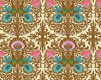 It Takes Two - Bone from Soul Mate by Amy Butler for FreeSpirit - 1/2 yard
