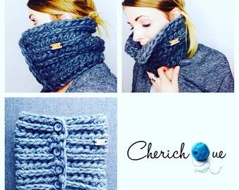 Scarf, Scarf, neck warmer, wool, soft scarf, Snood, hand made scarf scarf