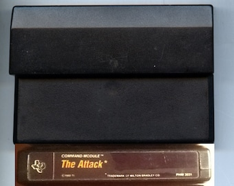 Texas Instruments TI 99/4a Computer Game The Attack Cartridge